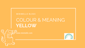 Colour and meaning - YELLOW