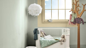 colour trends for 2020 - tranquil dawn green