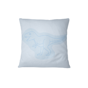 Throw cushion - Dinos | Blue