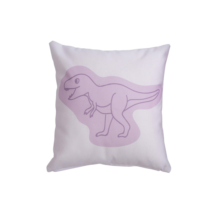 Throw cushion - Dinos | Purple