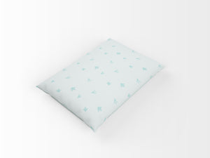 Organic cotton bedding set - GOTS-certified - Dinos | Mint-Minimello
