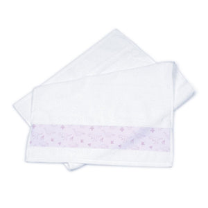 Hand towel - Dinos | Purple-Minimello