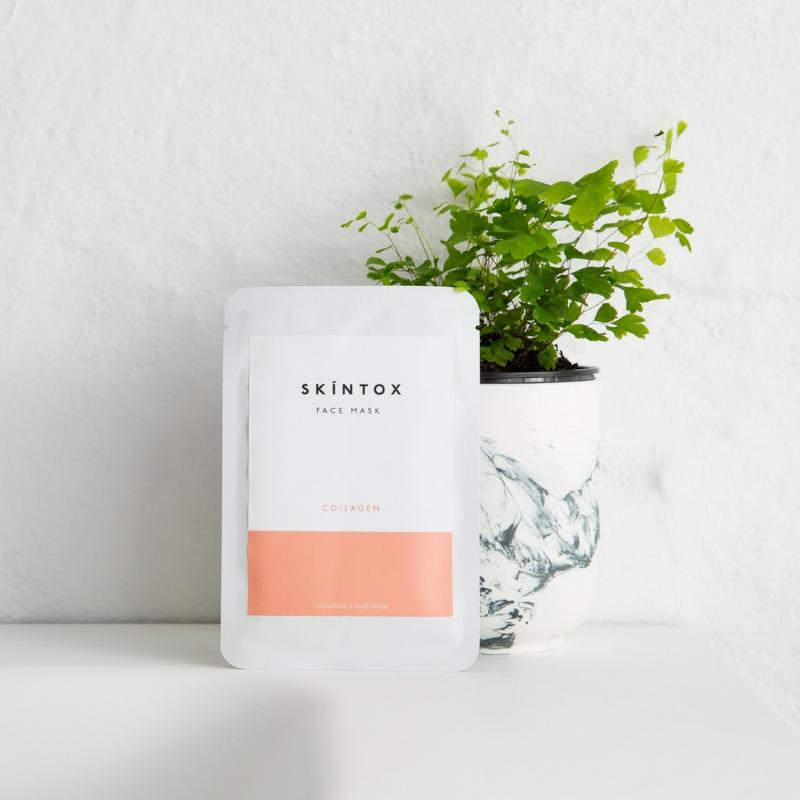 Skintox Collagen Sheet Mask