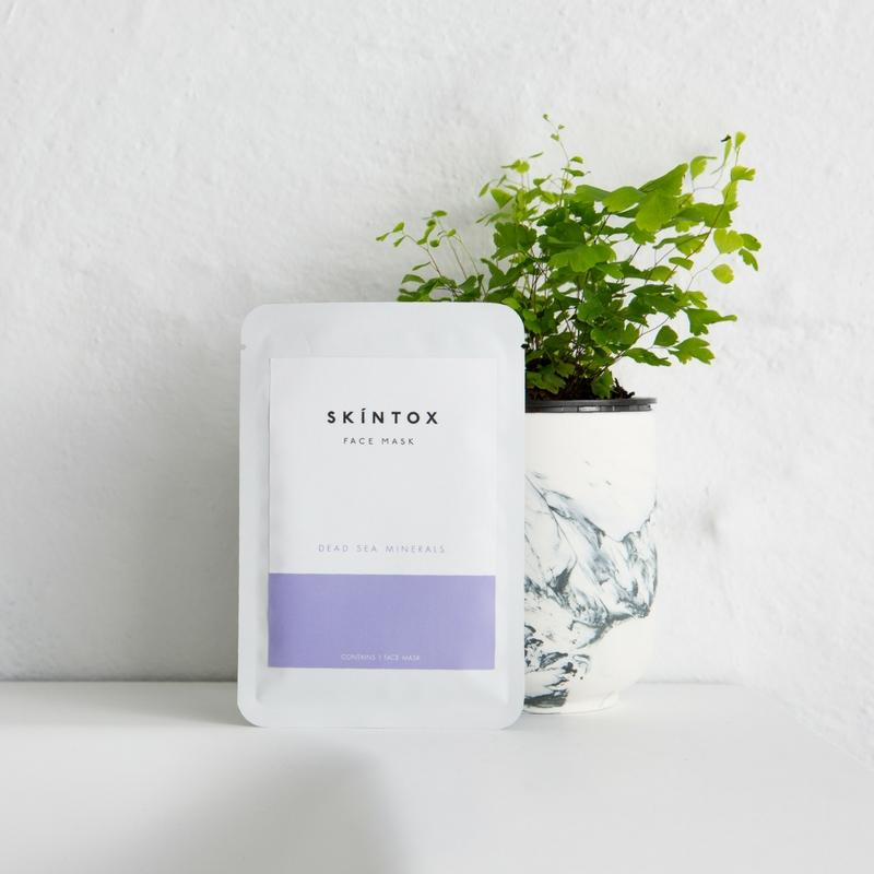 Skintox Deep Sea Sheet Mask