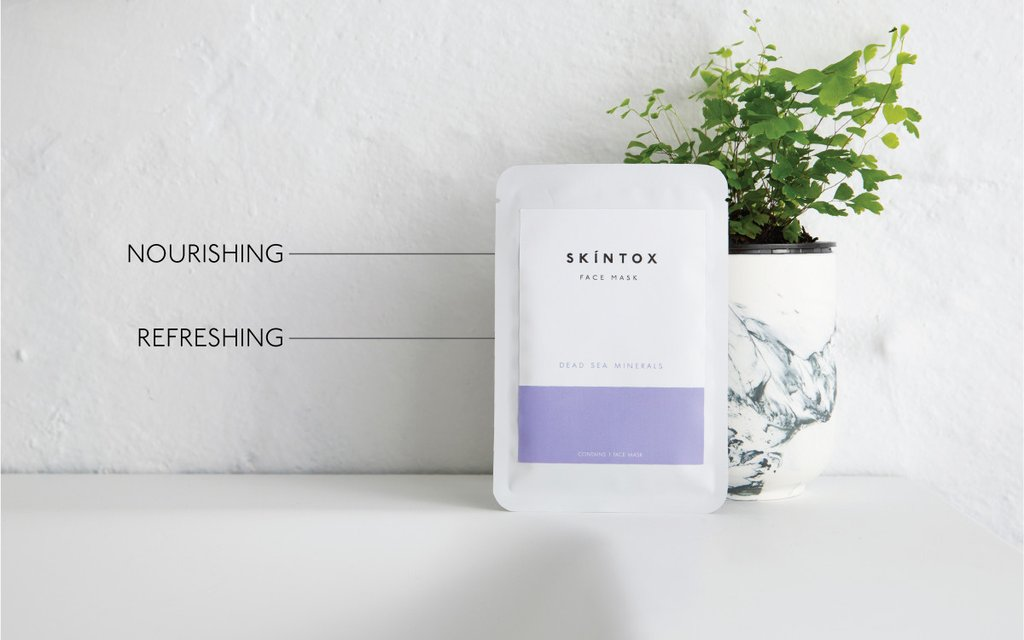 Skintox 5 Day Sheet Mask Pack