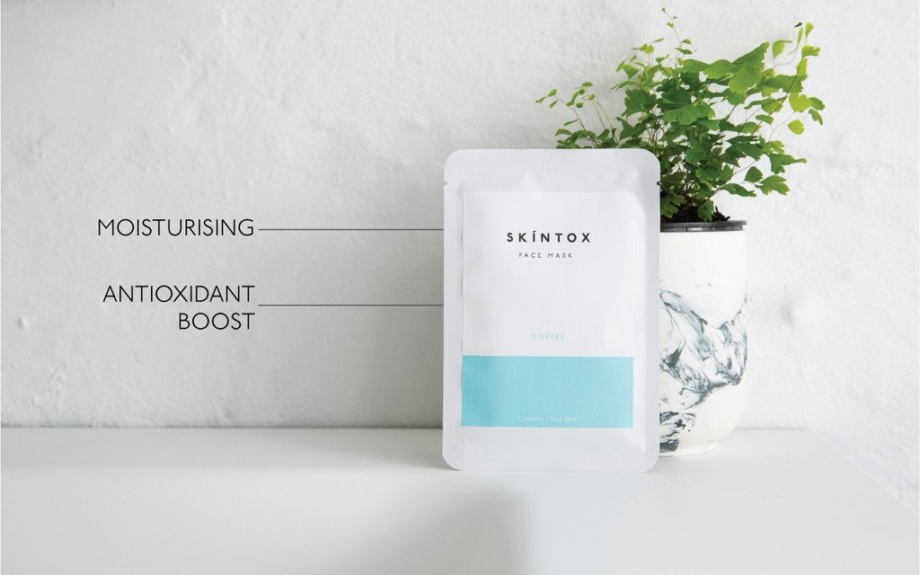 Skintox Coffee Sheet Mask