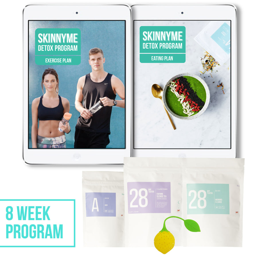 SkinnyMe Bikini Body Program -  8 Weeks - SkinnyMe Tea