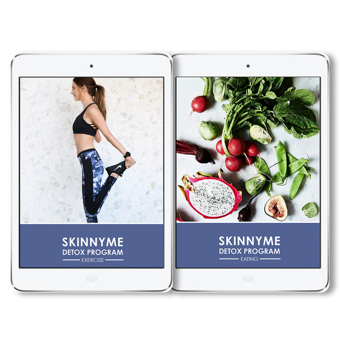 SkinnyMe Detox Program (E-Books)