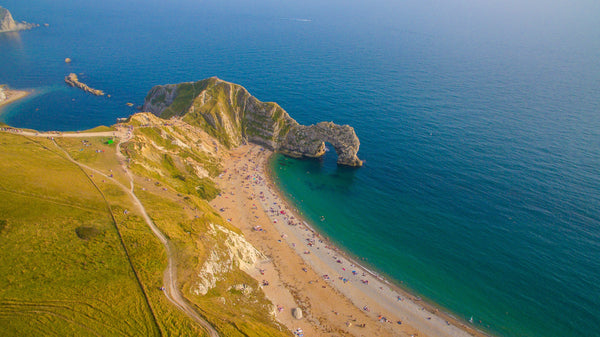 Dorset's Top Cliff Walks