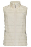 Alpine Womens Down Gilet - Ivory