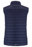 Alpine Womens Down Gilet - Navy