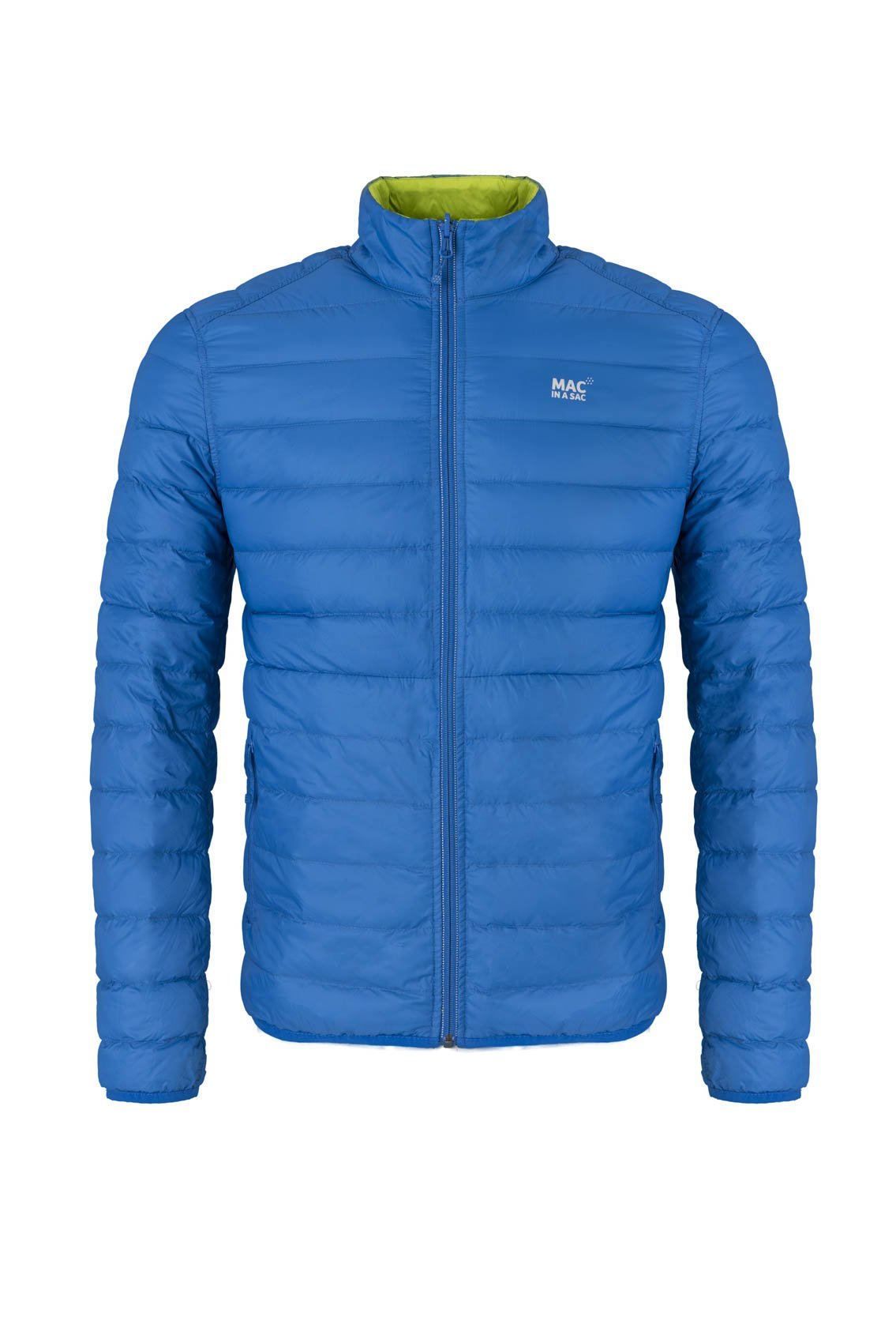 57f7874959a Polar Mens Down Jacket - Insulated & Packable | Mac in a Sac