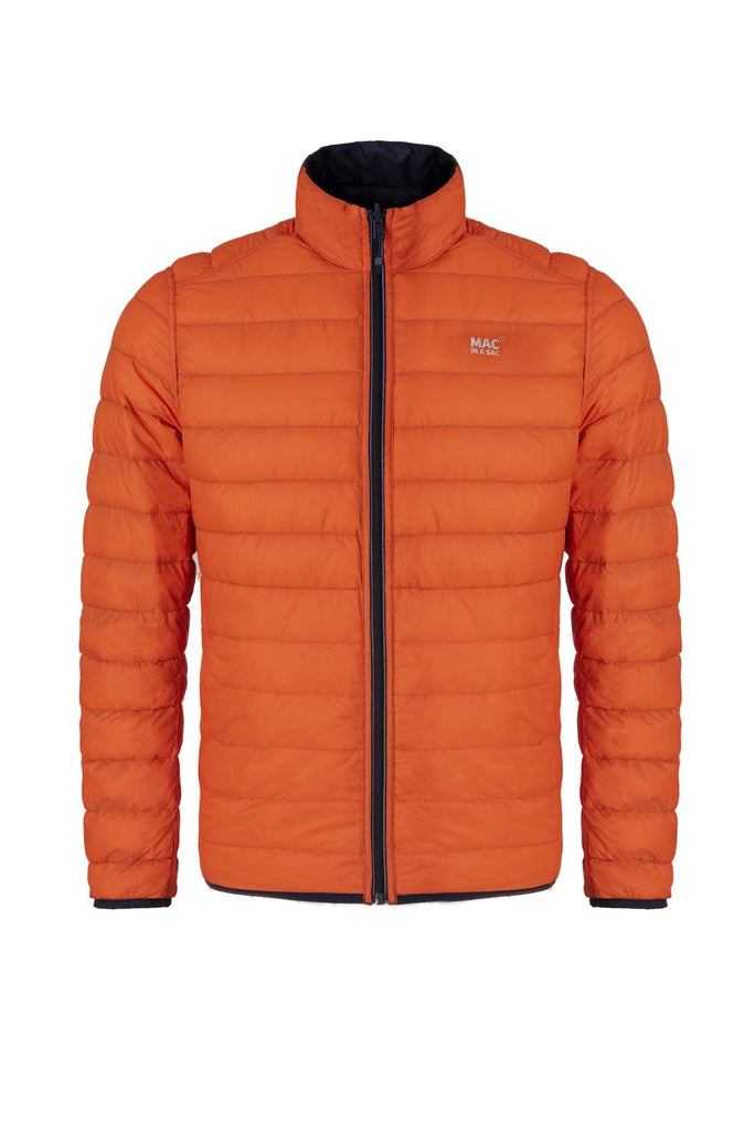 e2a655a950739 Polar Mens Down Jacket - Insulated & Packable | Mac in a Sac | Mac ...