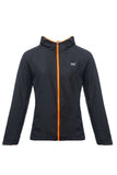 Mac in a Sac ULTRA Breathable Packable Running Jacket Black