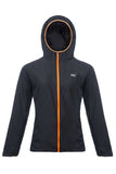 Mac in a Sac ULTRA Breathable Packable Running Jacket Black Hood