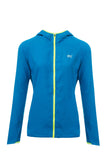 Mac in a Sac ULTRA Breathable Packable Running Jacket Blue