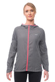 Mac in a Sac ULTRA Breathable Packable Running Jacket Shadow Contrast Zip
