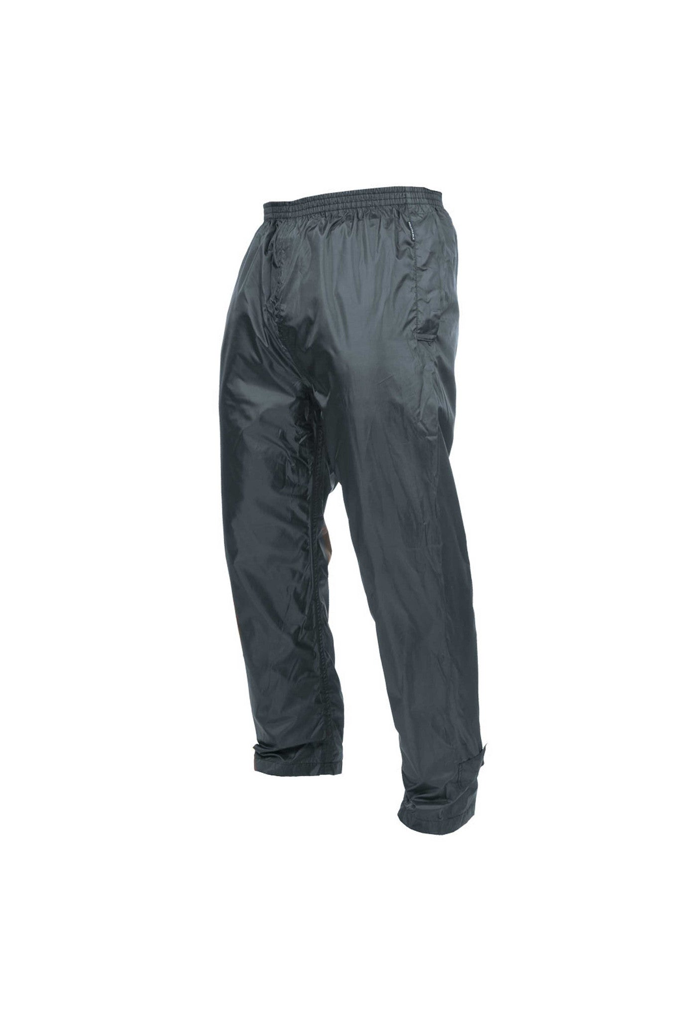 Mac in a Sac Kids Waterproof Overtrousers, Navy