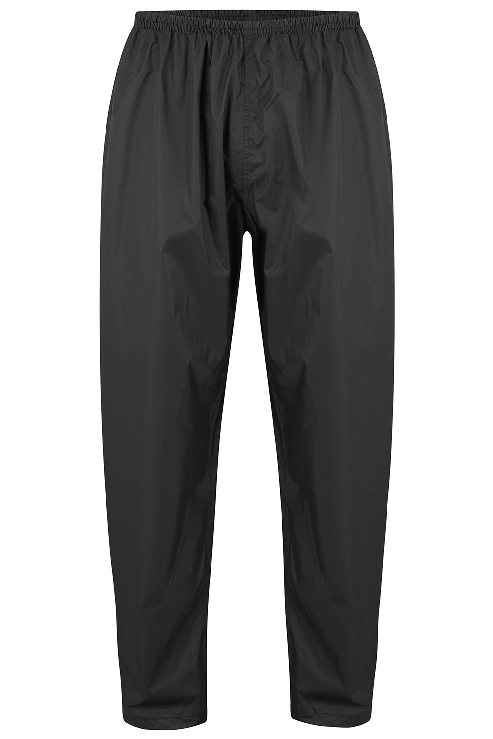 Overtrousers Packable Waterproof Overtrousers - Black