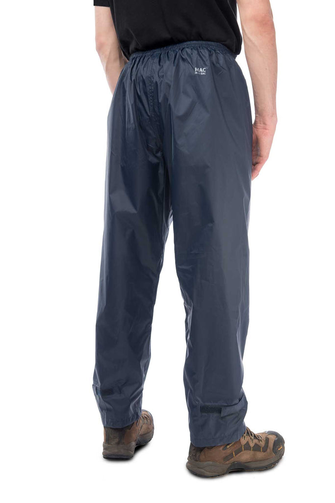 Waterproof Packable Overtrousers | Mac in a Sac