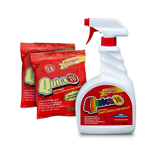 Quick 10 Carpet & Upholstery Cleaner