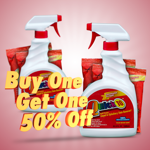 Quick 10's Buy One Get One! - InstaGone Consumer Products