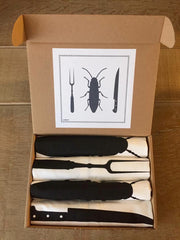 Roach - box set of 4 napkins