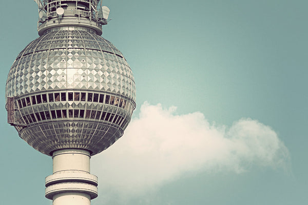Berlin TV Tower Print