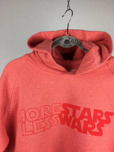 More Stars Less Wars Hoody