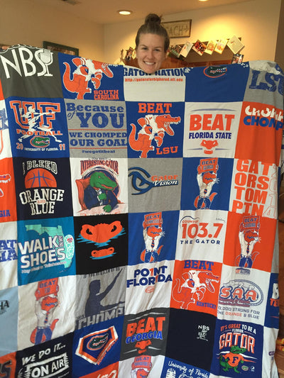 Quilts for Large and XL T-Shirts