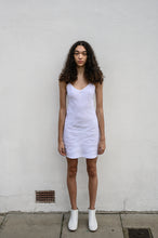 Load image into Gallery viewer, gardenia linen dress
