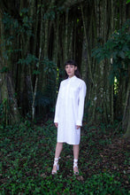 Load image into Gallery viewer, organic cotton shirt dress | mariañes