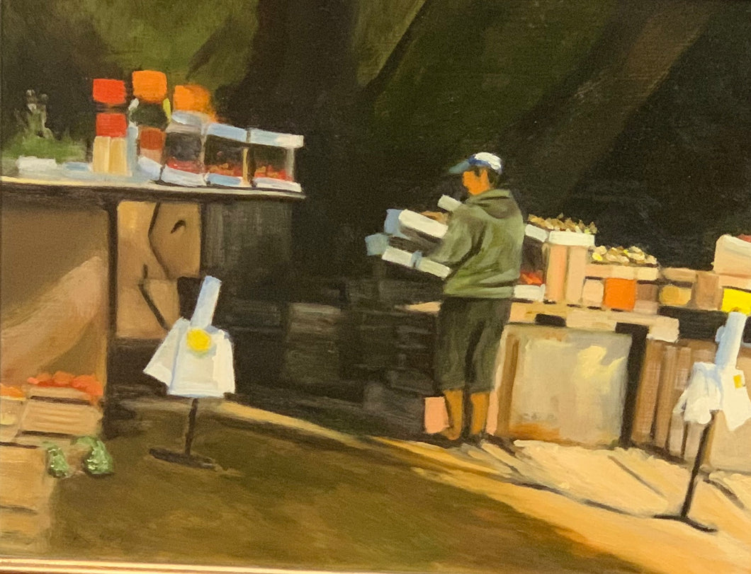 Fruit Vendor - 11