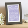 PREDITOS LOVE GOD 10024G75