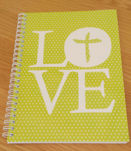 'Love' Notebook