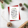 Christian Christmas Card Pack | First Born 2019 | Preditos