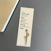 Preditos God's Girl Bookmark