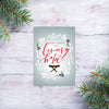 'Living Hope' - Christmas Mini Cards