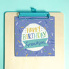 Preditos Oh Happy Day Birthday Grandson Card