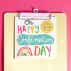 Preditos Oh Happy Day Confirmation Card