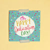 Preditos Oh Happy Day Dedication Card
