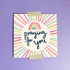 Preditos Oh Happy Day Praying For You Card