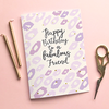 Christian Birthday Card - Fabulous Friend - She Is - Preditos