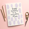 Christian Birthday Card - Marvellous Mum - She Is - Preditos