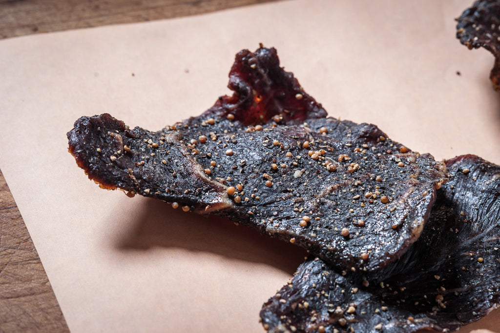 Chili & Star Anise Beef Jerky