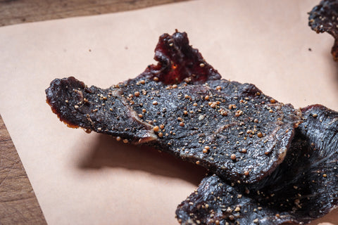 PALEO SALT & PEPPER BEEF JERKY