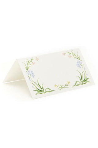 Riley Sheehey for Moda Domus Illustrated Place Cards