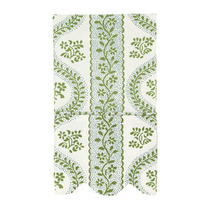 Scalloped Edge Guest Towel - Sister Parish