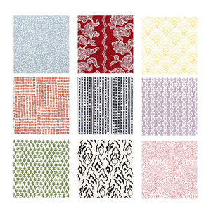 Swatch Set All Fabrics - Sister Parish