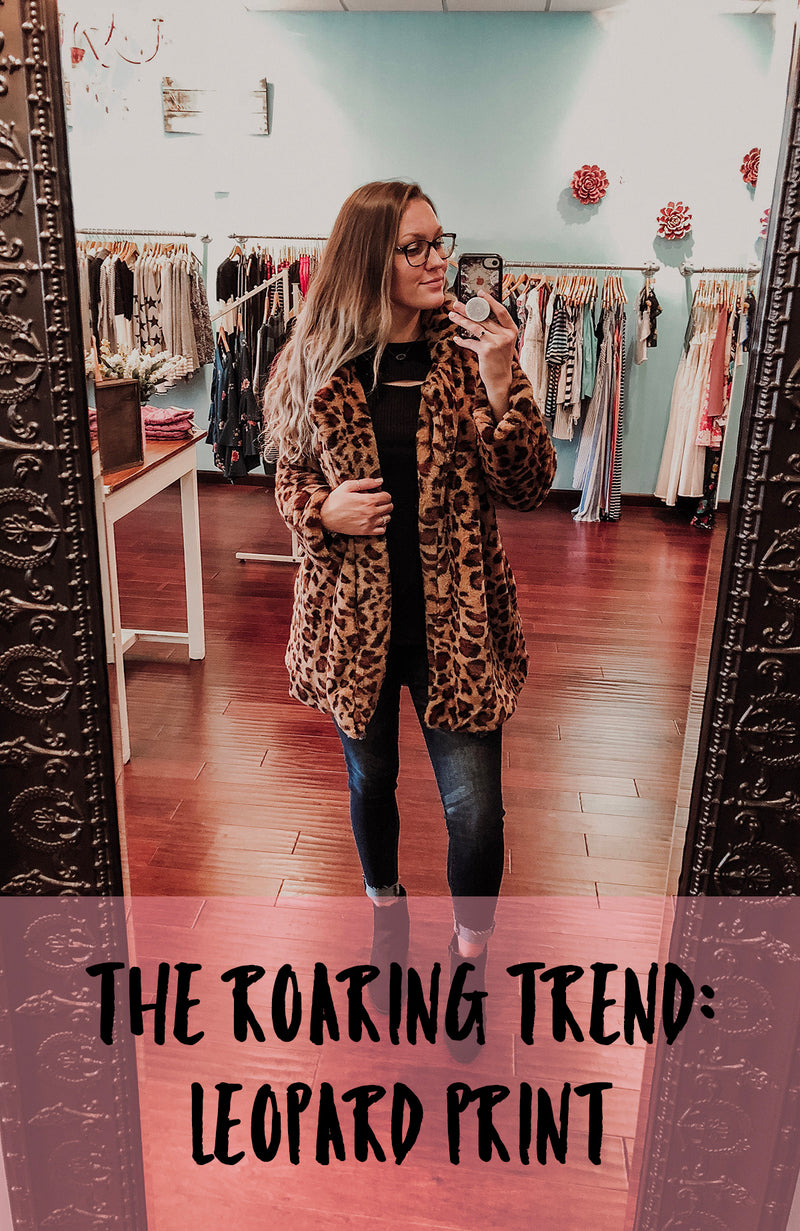 The Roaring Trend: Leopard Print